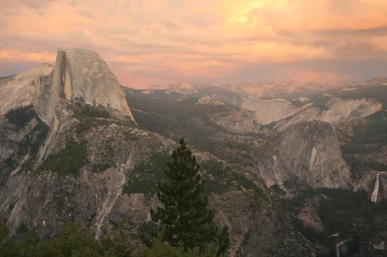 Photos of Glacier Point, Yosemite National Park