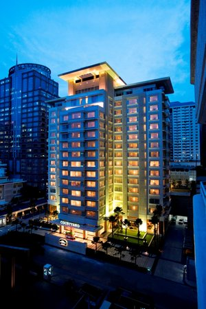 Courtyard by Marriott Hotel Bangkok