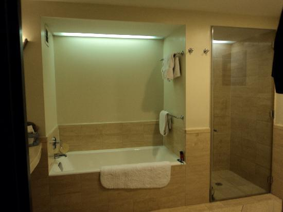 Jolly Hotel Madison Towers: bagno