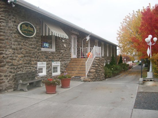 Inn at Soap Lake: The place to visit- every season
