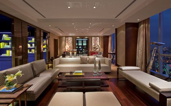 The Westin Lima Hotel & Convention Center: Presidential Suite - living room