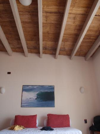 Chicama Surf Hotel & Spa: nice, clean, rooms with fresh air
