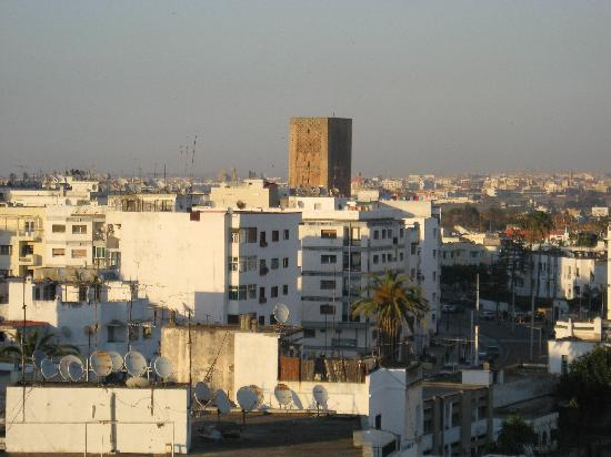 Le Diwan Rabat - MGallery Collection: Balcony View