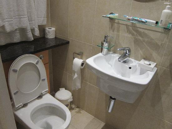 Anabelle's Guest House: Toilet