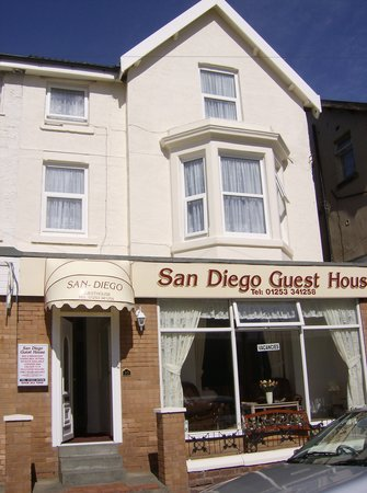 Photo of San Diego Guest House Blackpool