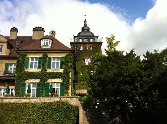 Schlosshotel Lerbach: great building