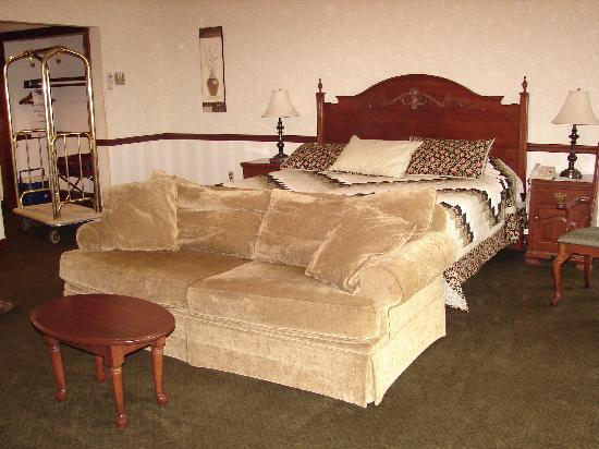 Walnut Creek, OH: Executive room