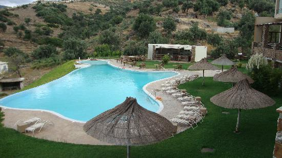 Marmari, Grecja: The huge pool