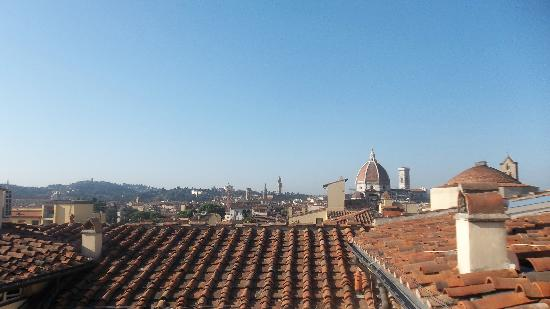 Residenza d'Epoca Home in Palace: View From Roof Terrace