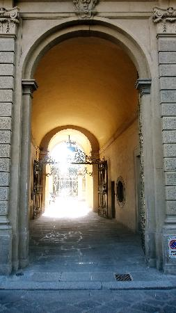 Residenza d'Epoca Home in Palace: Entrance