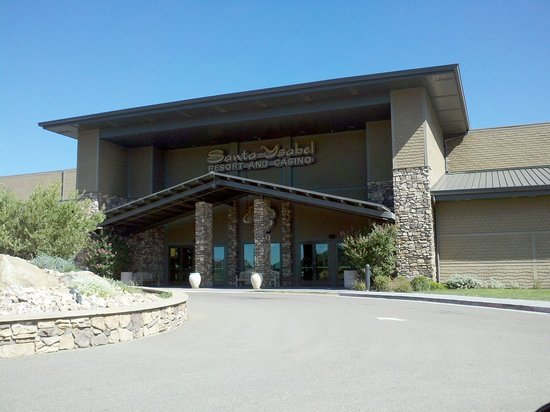 Front Entrance To Casino Jpg