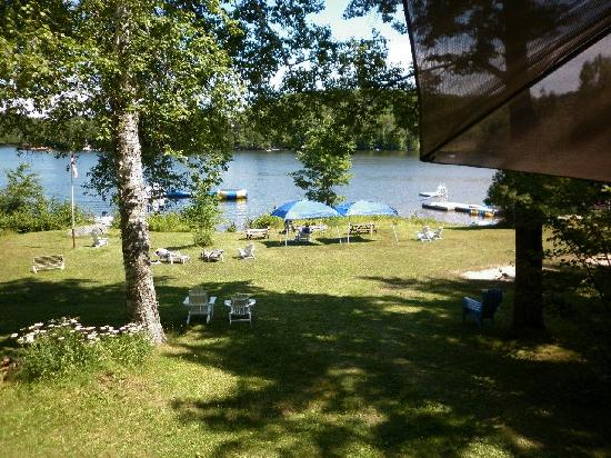 Beauview Cottage Resort: View from Cottage #3