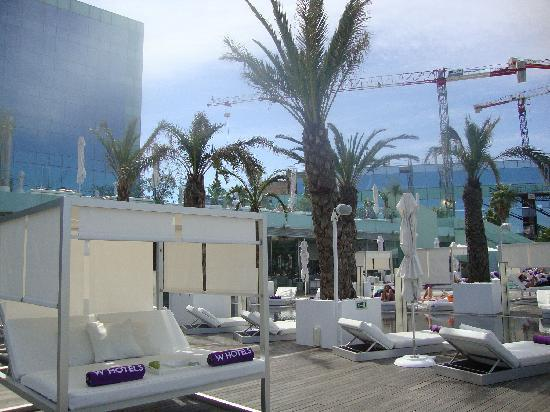 Hotel With Looks But Not Much Substance W Barcelona Pictures Tripadvisor