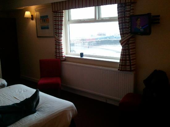 Viking Hotel: Room 401