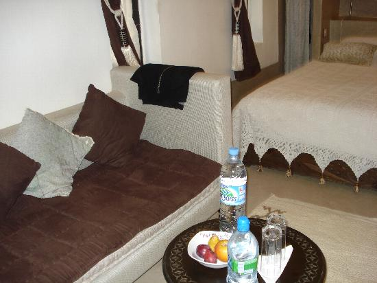 Riad Davia: lovely room
