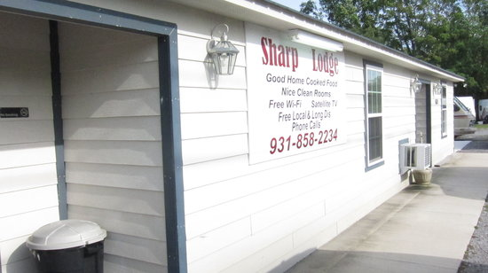 Sharp Lodge