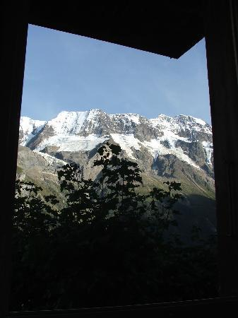 Hotel Mittaghorn: View from our Room