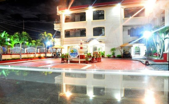 Alaminos City, Filippinerna: diamond building