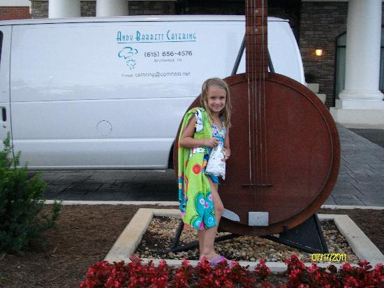 Days Inn Nashville North-Opryland/Grand Ole Opry Area: My Grandaughter