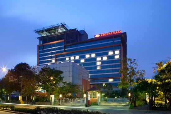 ‪Crowne Plaza Bengaluru Electronics City‬