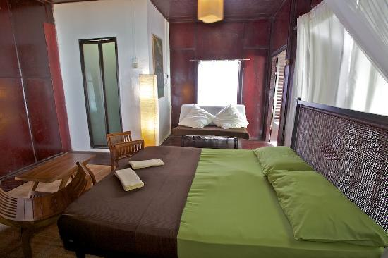 alojamientos bed and breakfasts en Tekek