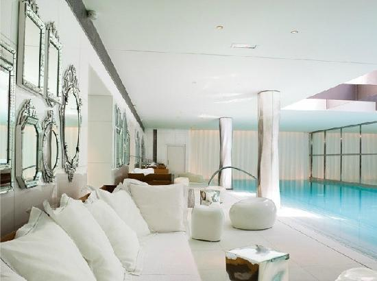 Le Royal Monceau-Raffles Paris: The Spa My Blend by Clarins