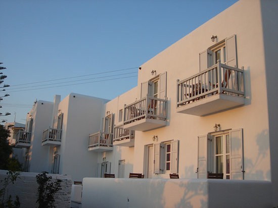 ‪Mykonos Chora Apartments‬