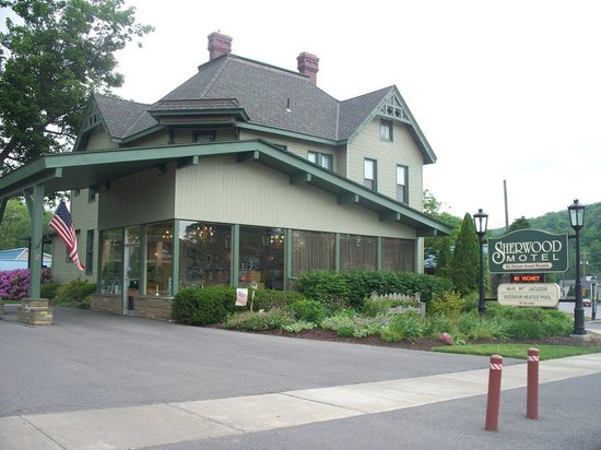 Photo of Sherwood Motel Wellsboro