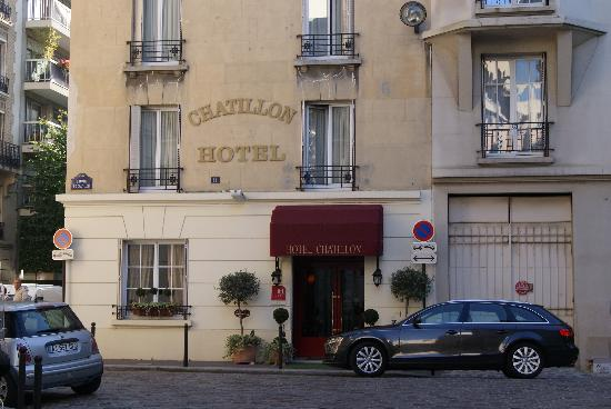 Il bagno picture of hotel chatillon paris montparnasse - 23 avenue de la porte de chatillon 75014 paris ...