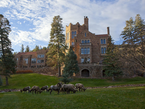 Glen Eyrie Castle &amp; Conference Center: The Glen Eyrie Castle