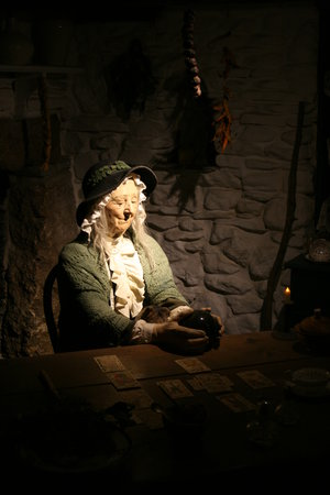 Boscastle, UK: The Museum of Witchcraft
