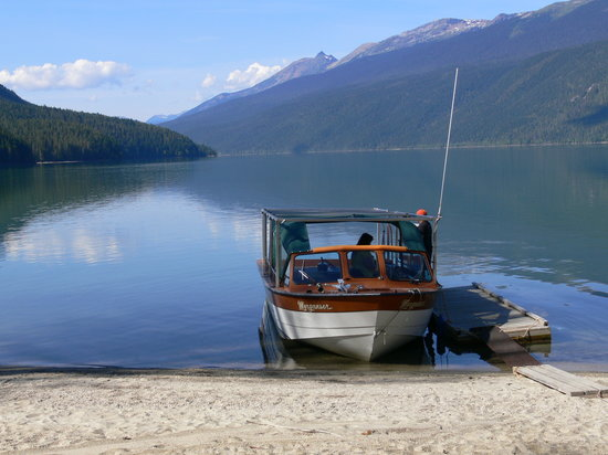 Clearwater Bc Boat Tours