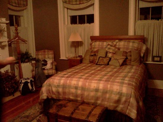 Hawthorn, A Bed &amp; Breakfast: Evans room