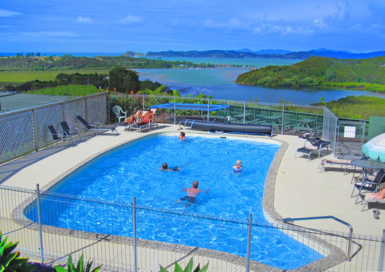 Photo of Cook's Lookout Motel Paihia