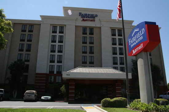 ‪Fairfield Inn & Suites Anaheim Buena Park/Disney North‬