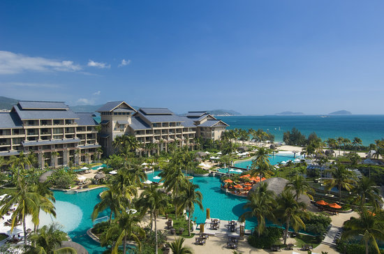 Hilton Sanya Resort & Spa: Resort Overview