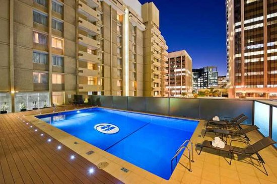 Parmelia Hilton: Outdoor Pool was recently refurbished