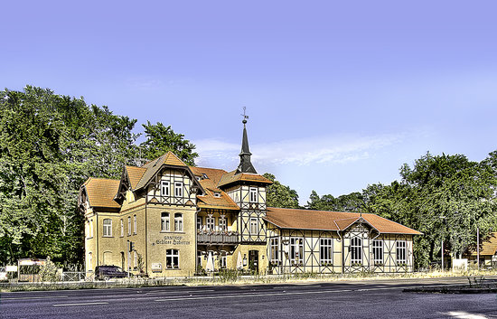 Hotel Schloss Hubertus
