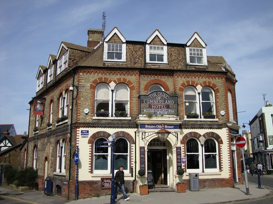 The Duke Of Cumberland Hotel