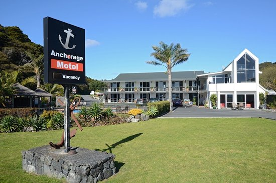 Photo of Anchorage Motel Paihia