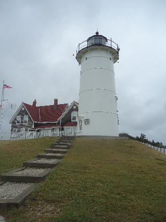 InnSeason Harborwalk Resort: Nobska Lighthouse. Between Falmouth &amp; Woods Hole on the shore drive.