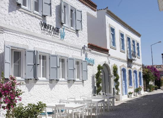 Alacati hotels