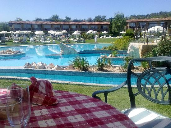 Piscine picture of hotel adler thermae spa relax resort bagno vignoni tripadvisor - Bagno vignoni spa ...