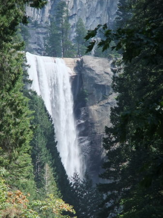 Photos of Vernal Fall, Yosemite National Park