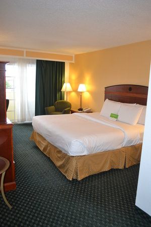 ‪‪La Quinta Inn Berkeley‬: King Room‬