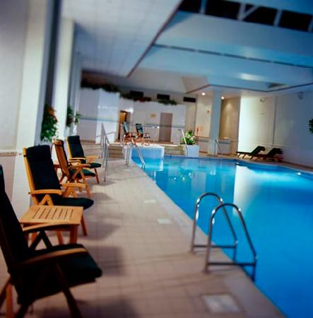 Swimming Pool Picture Of Glasgow Marriott Hotel Glasgow Tripadvisor