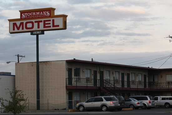 ‪Stockmans Motel‬