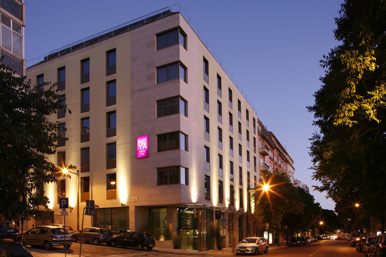 Neya Lisboa Hotel