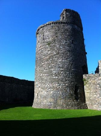 Carmarthen, UK: tower