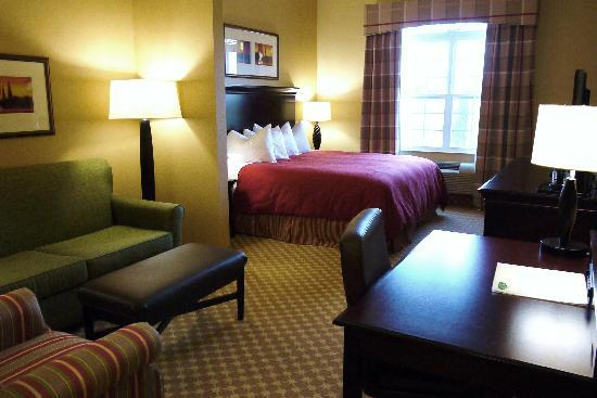 Country Inn & Suites Bowling Green: King Studio